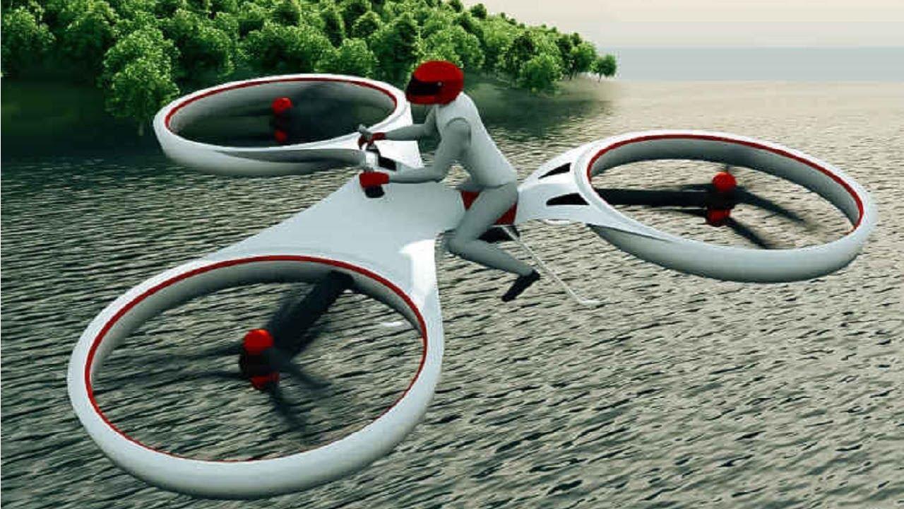 दुनिया के 5 चौकानेवाले आविष्कार 5 Coolest Machines That Makes you Fly