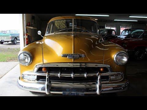 1952 Chevrolet 2 dr Sedan Hot Rod