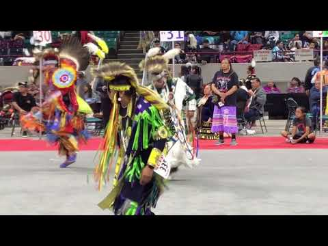 Denver March Grass Dance featuring Mike One Star Sr.