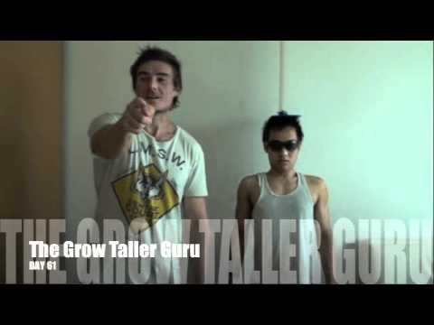 How To Get Taller Fast - Day 61 of Michael's Transformation