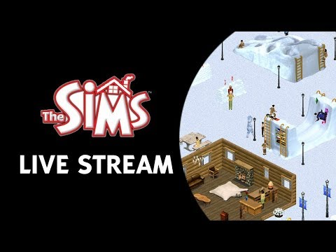 Let's Play The Sims! - Climbing the Beanstalk (Saturday, March 24th @ 4pm)