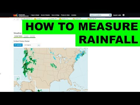 Free Tool to Measure Rainfall - And how to adjust your lawn sprinklers accordingly