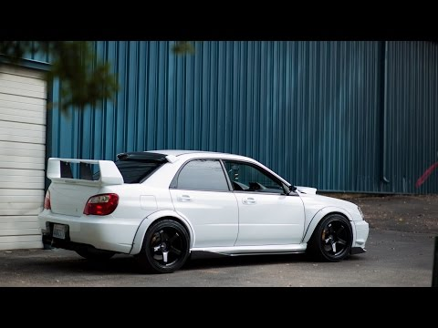 Motion Lab Built 800+awhp Subaru WRX STI