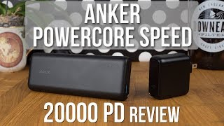 Anker PowerCore Speed 20000 PD Review