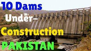 10 Biggest Under construction Dams in Pakistan | T10PP