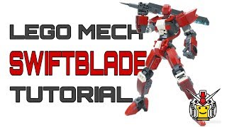 lego mech tutorial Videos - 9tube tv