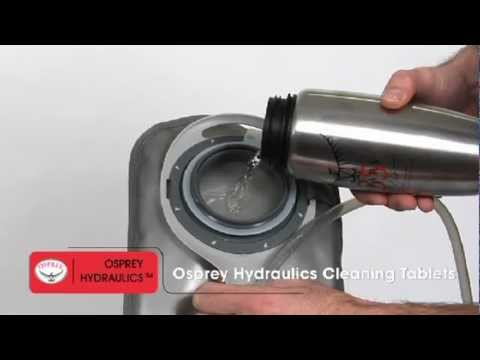 Osprey Packs | Cleaning an Osprey Hydraulics™ Reservoir | Pack Tech and Repair