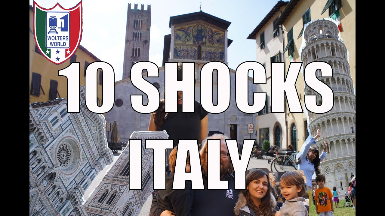 Italy: 10 Culture Shocks Tourists Have When They Visit Italy