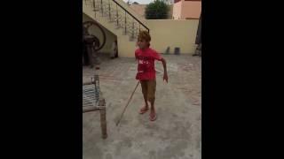 Funny videos punjabi kids...