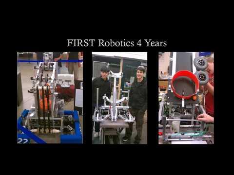 Dusty's Portfolio 2017, Robotics & Mechanical Engineering