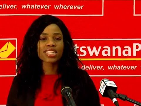 Launch of BotswanaPost ICT Projects
