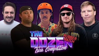 Trivia Showdown: Chaos And Fighting Erupts In Rubber Match Battle (Ep. 006 of 'The Dozen')