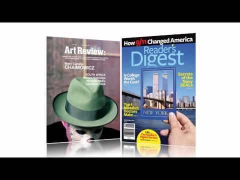Magazines for Ipad