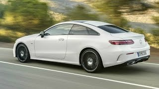 2018 Mercedes E-Class Coupe Edition 1 (AMG Line) - Stylish and Sporty