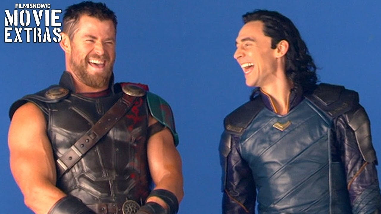 Thor: Ragnarok   All Release Bonus Features [Blu-Ray/DVD 2018]