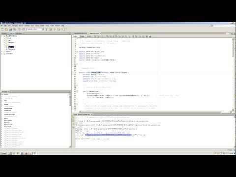 Make executable JAR in NetBeans IDE - video tutorial