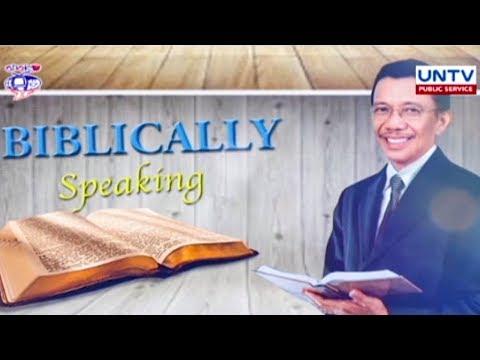 Anong dapat gawin kung gustong matuwid ang sarili dahil nakagawa ng mali? | Biblically Speaking