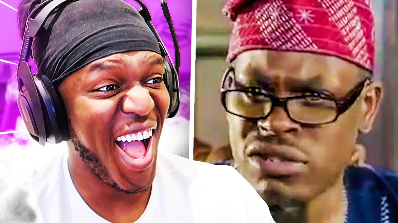 TRY NOT TO LAUGH (African Edition)