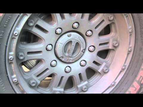 Ford 4x4 truck Auto vs Manual locking hubs Which Direction Clockwise