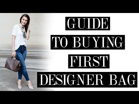 GUIDE TO BUYING YOUR FIRST DESIGNER HANDBAG | Shea Whitney