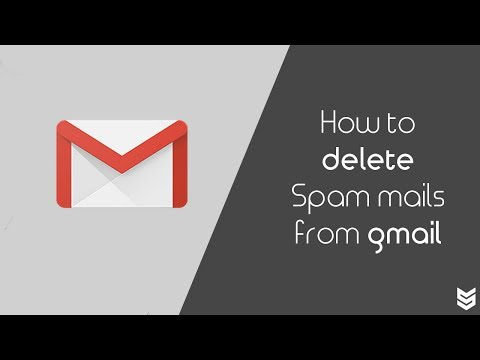 How To Delete Spam Mails From Gmail Automatically