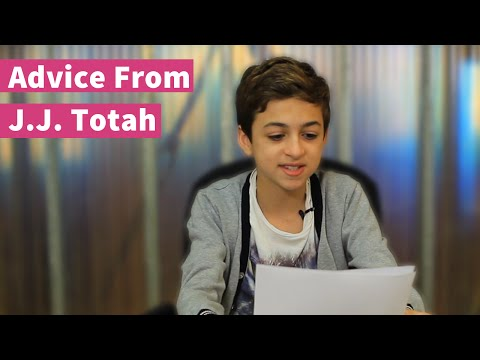 How to Deal With Online Bullying - J.J. Totah's Advice