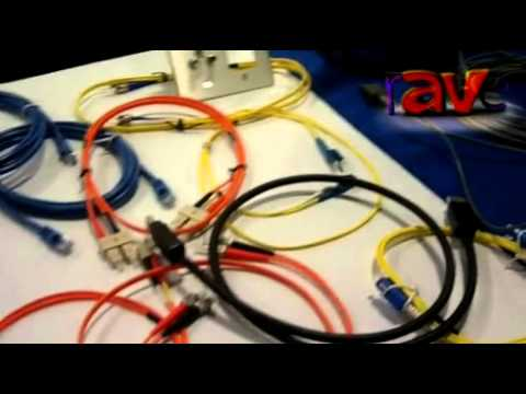 E4 AV Tour: C2G Showcases USB, HDMI, IT and AV Signal Distribution