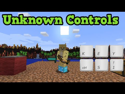 Minecraft - 5 Controls You Might Not Have Known!