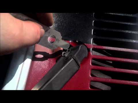 simple classic GM wiper arm removal