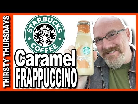 Starbucks® Bottled Caramel Frappuccino® Coffee Drink - Thirsty Thursdays