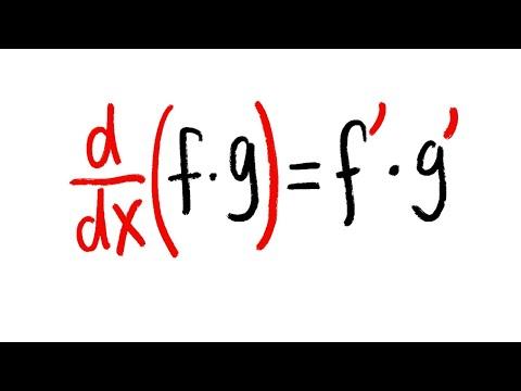 Math for fun#8, FAKE PRODUCT RULE
