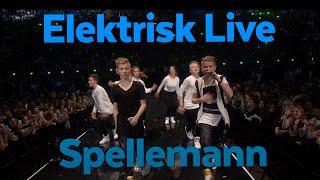 Marcus & Martinus ft. Katastrofe - Elektrisk Live - Spellemannprisen 2015