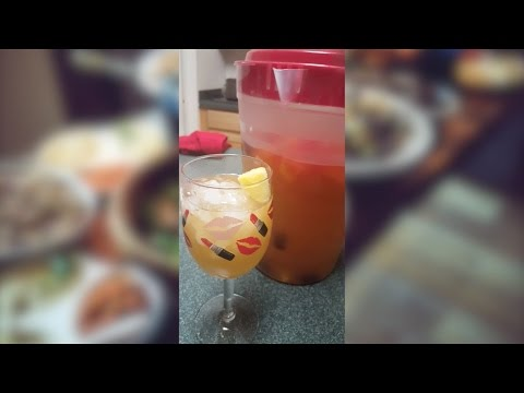 The BEST Punch EVER!!!!