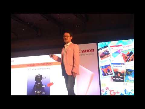Canon India launches EOS M50 in India for ₹61,995   Full Conference   Best Camera 2018   Best DSLR