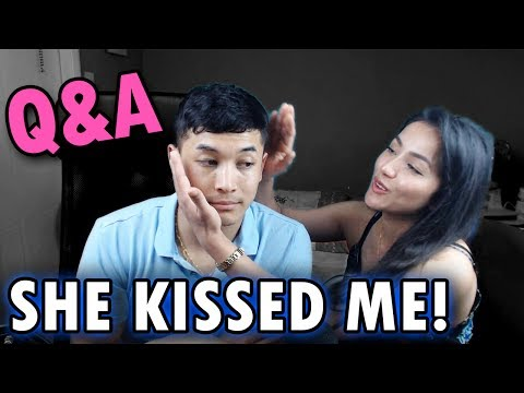 CAN YOU TWO DO FRENCH KISS? | #Q&A Part 1 + UNBOXING - James Shrestha