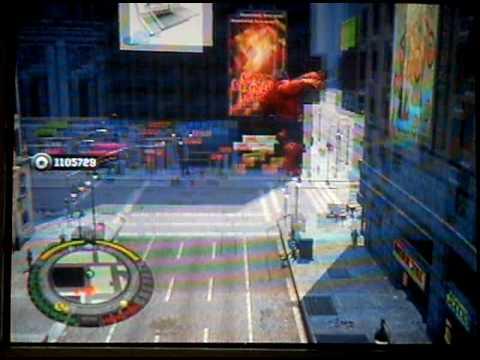 Red Hulk Gameplay