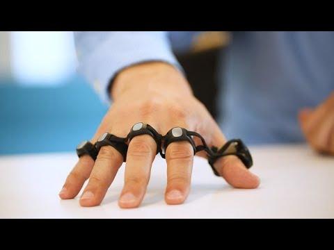 Tap: Un 'gadget' para que escribas dando golpecitos sobre una superficie