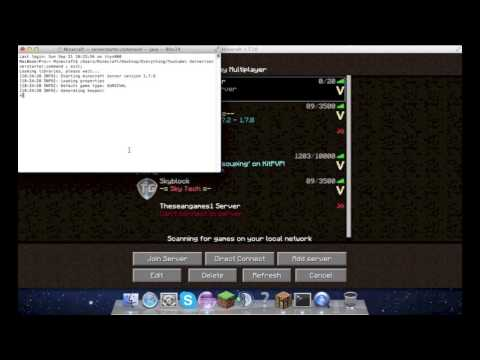 How To Make A Minecraft Plugin 1.7.9 (Mac) EP 2: Permission Nodes!