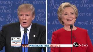 Trump On Hillary