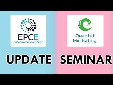 EPC Wallet Update | Quantet Marketing Seminar | Quantet Marketing Review