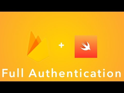 The Best Firebase Email Authentication Tutorial in Swift 3