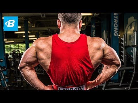 Hunter Labrada's Back Workout: 5 Moves To Mile-Wide Lats - Bodybuilding.com
