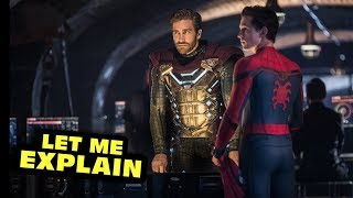 Spider-man: Far From Home (Review) - Let Me Explain