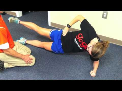 Stress Fracture Rehab