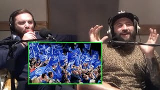 """The Rugby Pod discuss """"FLAG GATE"""""""