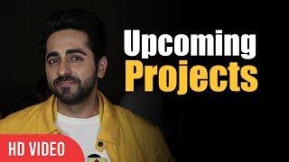 Ayushmann Khurrana About His Upcoming Projects | Bareilly Ki Barfi Trailer Launch