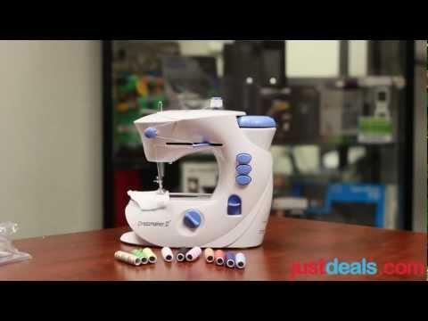 Euro-Pro Dressmaker Sewing Center from Justdeals.com