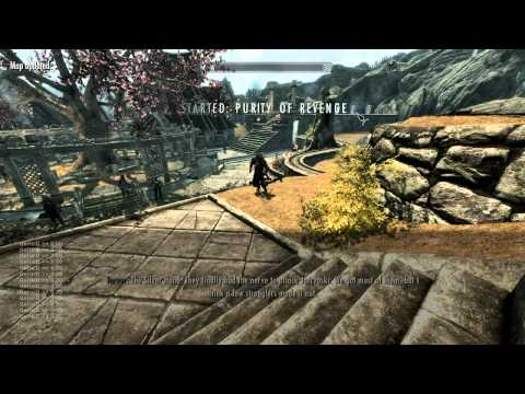 Skyrim Companion Quest bug workaround for PC