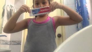 How To Make Slime With Toothpaste And Shampoo