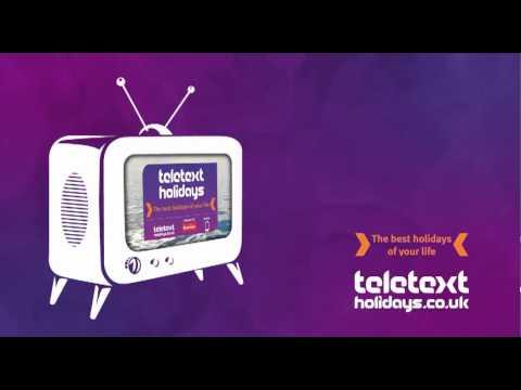New Teletext Holidays radio ad 2011: Best holidays of your life - Donkey
